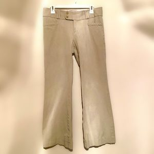 Banana Republic Khaki Slacks